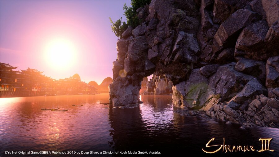 Shenmue III PS4 PlayStation 4 2