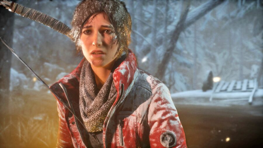 Tomb Raider Crystal Dynamics 1