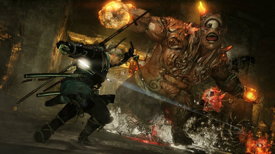 Nioh PS4 PlayStation 4 Koei Tecmo What Are You Playing
