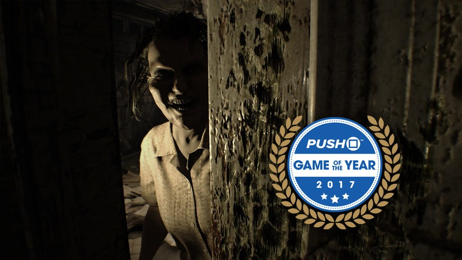 Resident Evil 7 PS4 PlayStation 4 Game of the Year 1