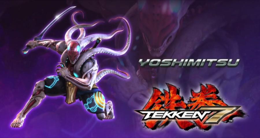 What The Heck Has Happened To Tekken 7 S Yoshimitsu Push Square