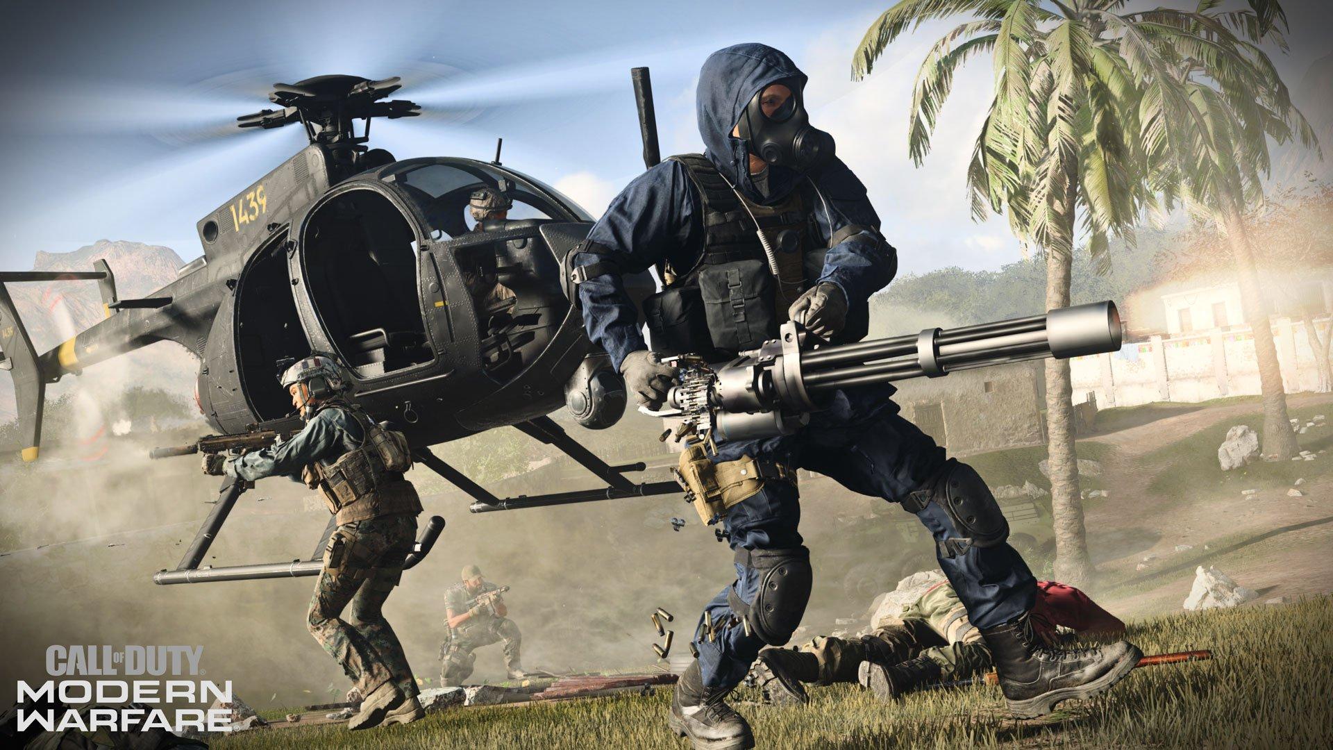 Infinity Ward working on a fix for Modern Warfare stat reset bug