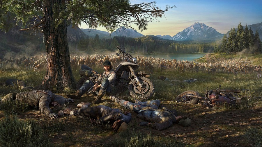 PS4 Game Days Gone 1920x1080