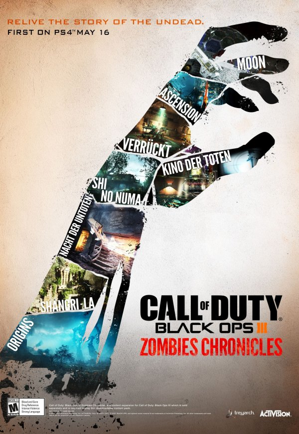 Call of Duty: Black Ops III Zombies Chronicles Review (PS4 ...