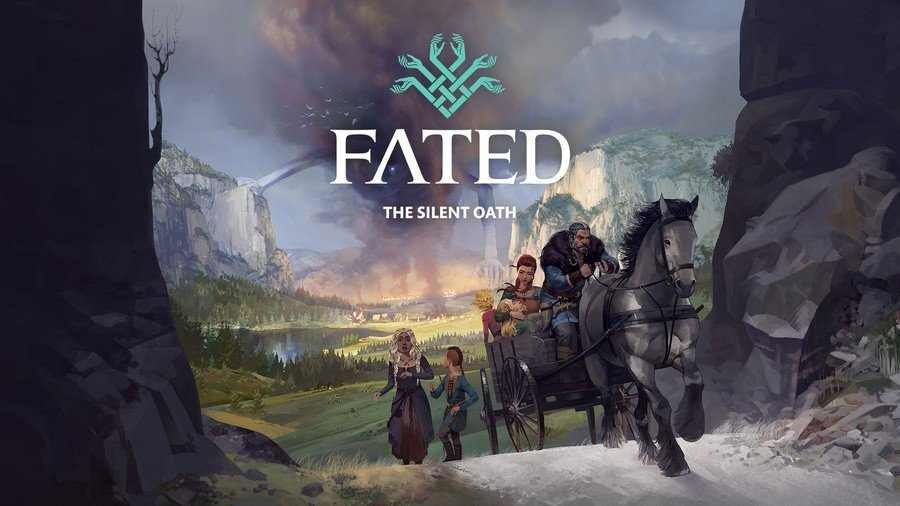 Fated the Silent Oath Ps4 PlayStation VR Virtual Reality 1