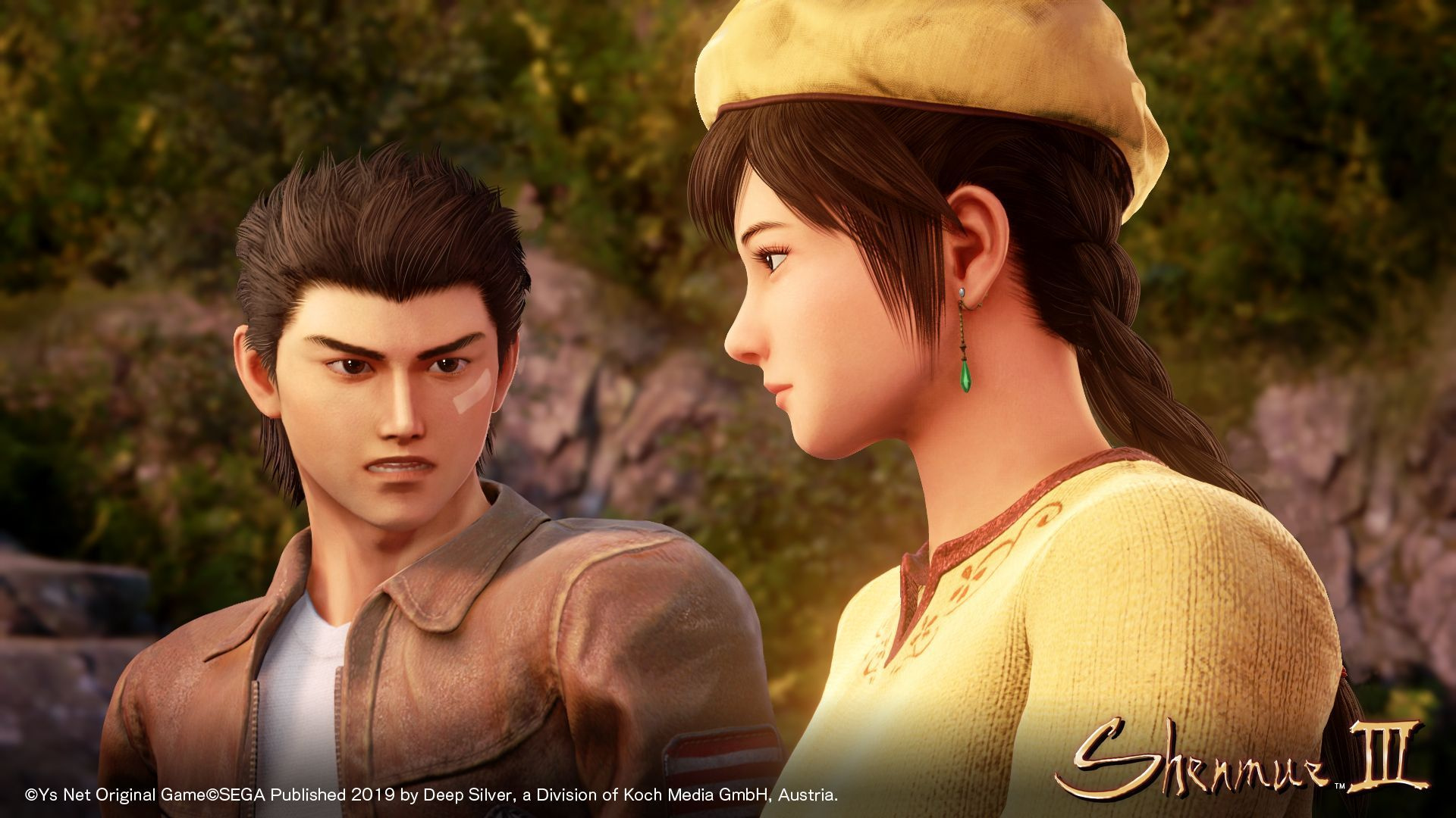 Shenmue 3 is out now after an 18 year wait