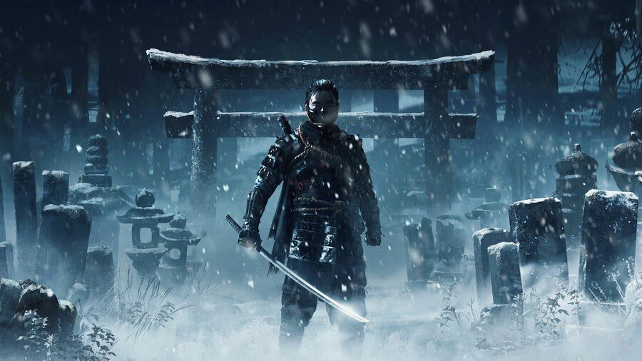 Ghost Of Tsushima PS4 Gameplay Trailer The Game Awards