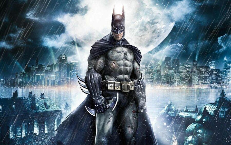 Batman: Arkham Asylum PS4 PlayStation 4 1