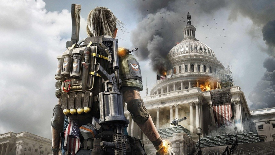 The Division 2 File Size
