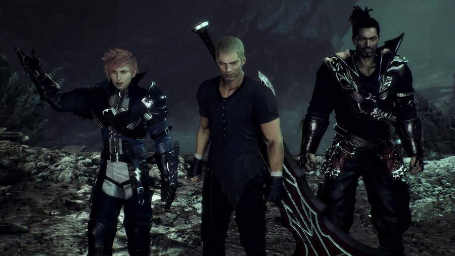 Stranger Of Paradise: Final Fantasy Origin PS5 Demo