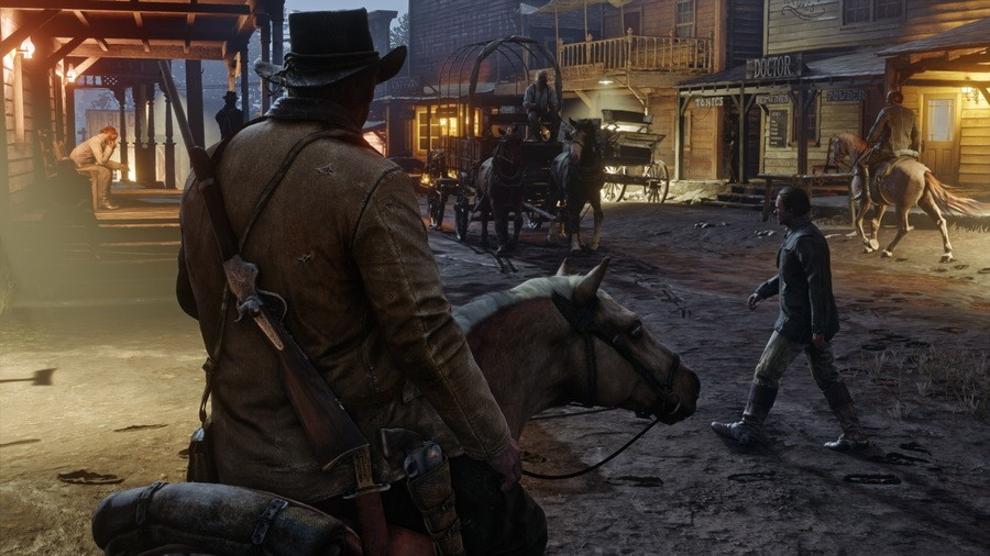 how to play red dead redemption on ps4