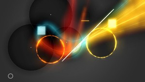Music and colours combine