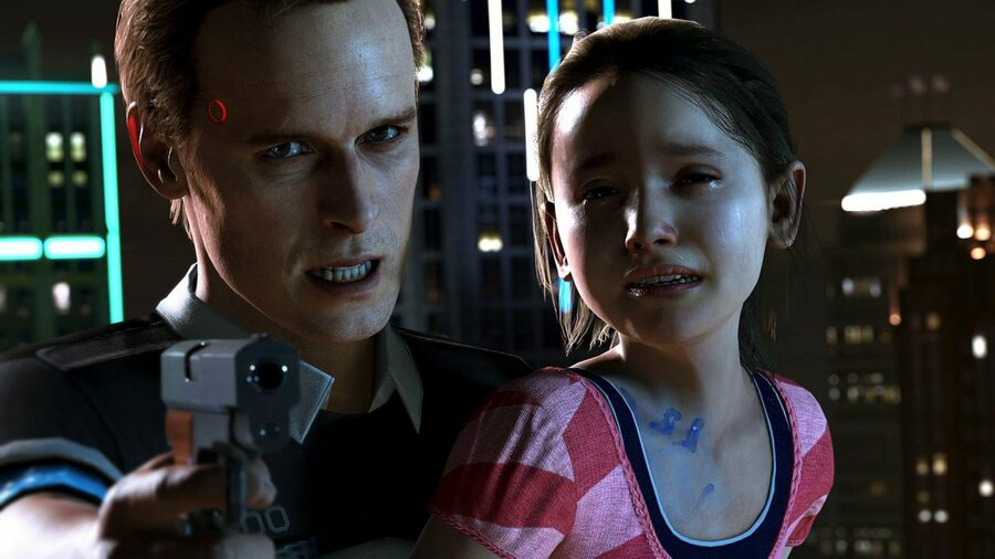 Detroit Become Human PS4 PlayStation 4 1