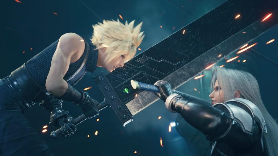 Final Fantasy Vii Remake Intergrade DLC