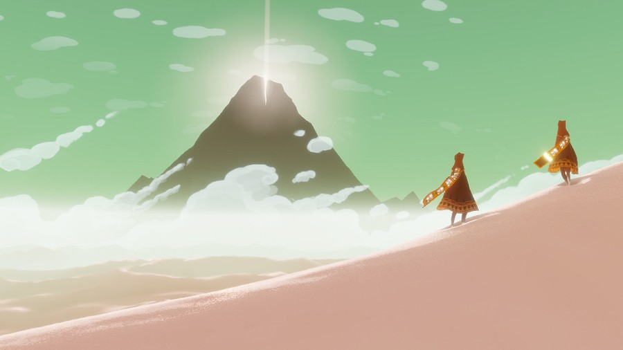 Journey PS4 PlayStation 4 Sony 1
