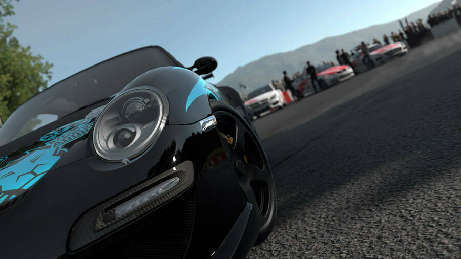DriveClub PS4 PlayStation 4 Hardcore Mode Sony 1
