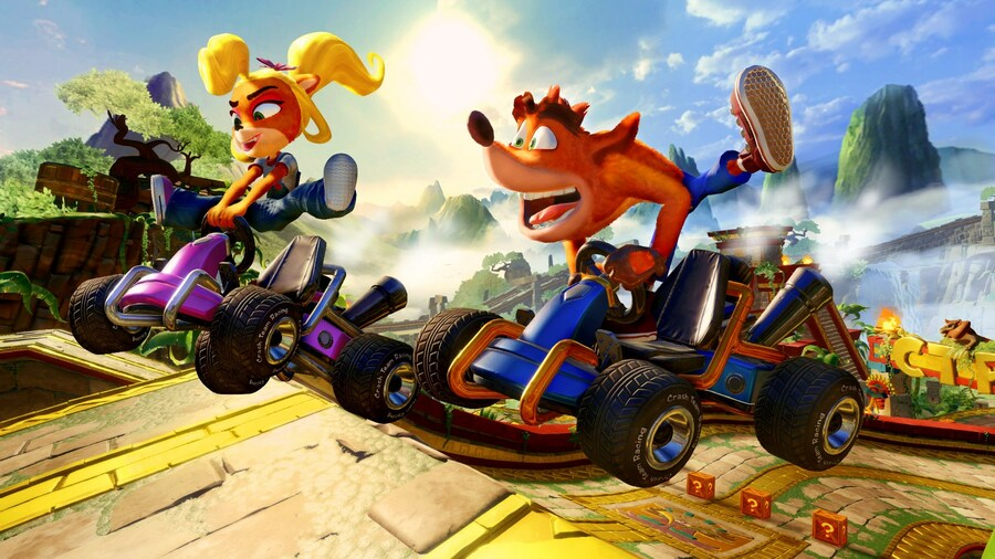 Crash Team Racing Nitro-Fueled PS4 PlayStation 4 FAQ Guide 1