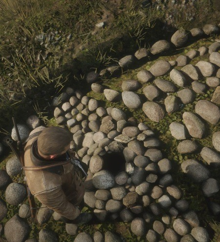 Red Dead Redemption 2 Poisonous Trail Treasure Map Locations 7