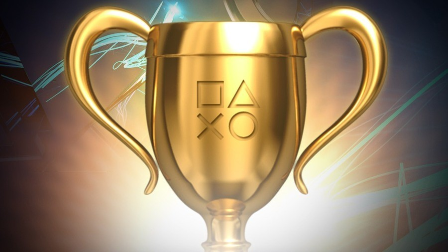 Trophies PlayStation 4 PS4 1