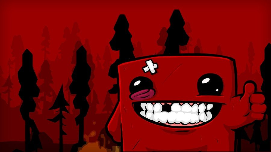 Super Meat Boy PS4 PlayStation 4 1