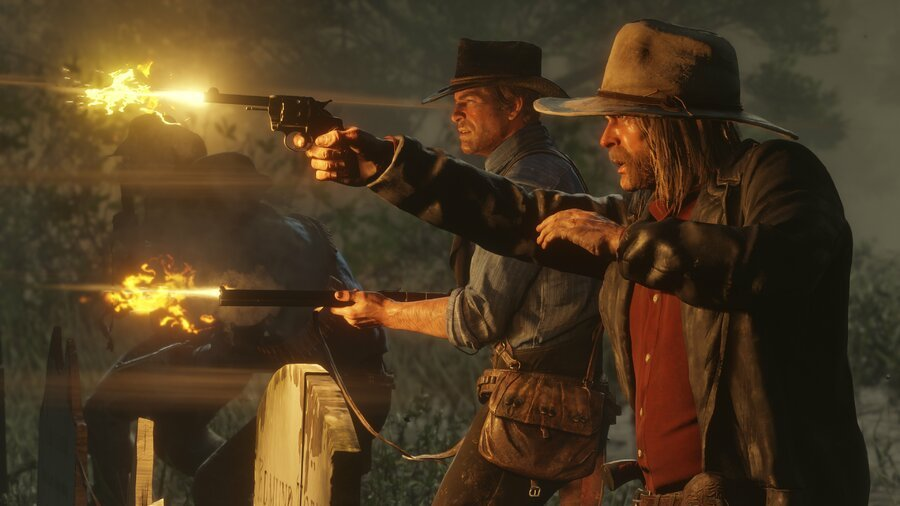 red dead redemption 2 what are the best weapons