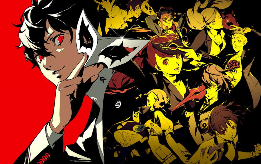 Persona 5 Royal Release Date West Rumours
