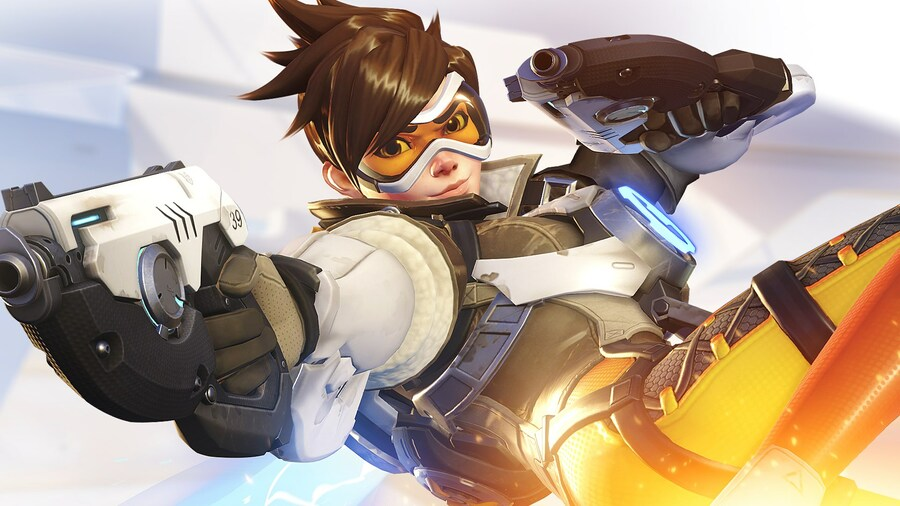 Overwatch PS4 PlayStation 4