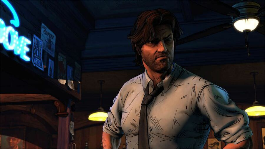 The Wolf Among Us 2 PS4 PlayStation 4 1