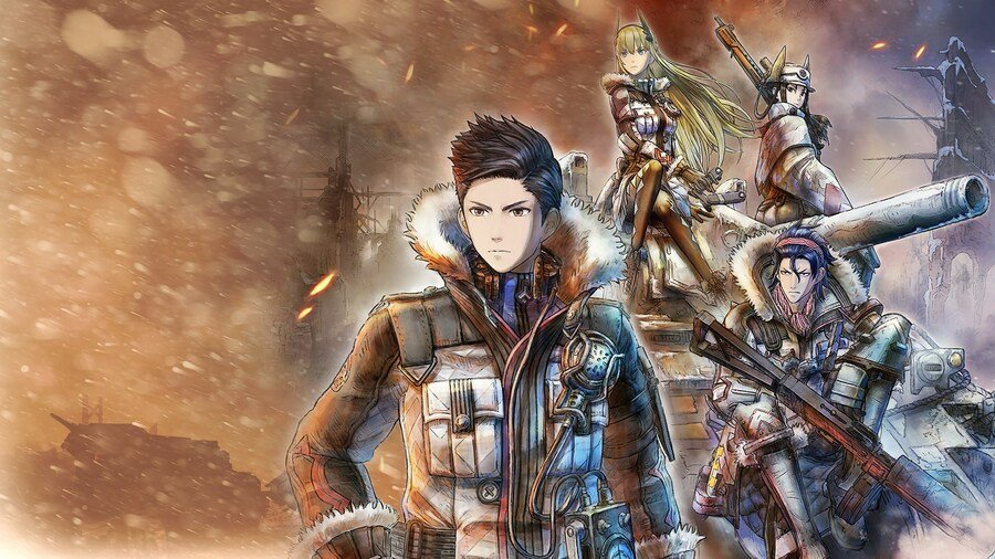 Valkyria Chronciles 4 Complete Edition PS4