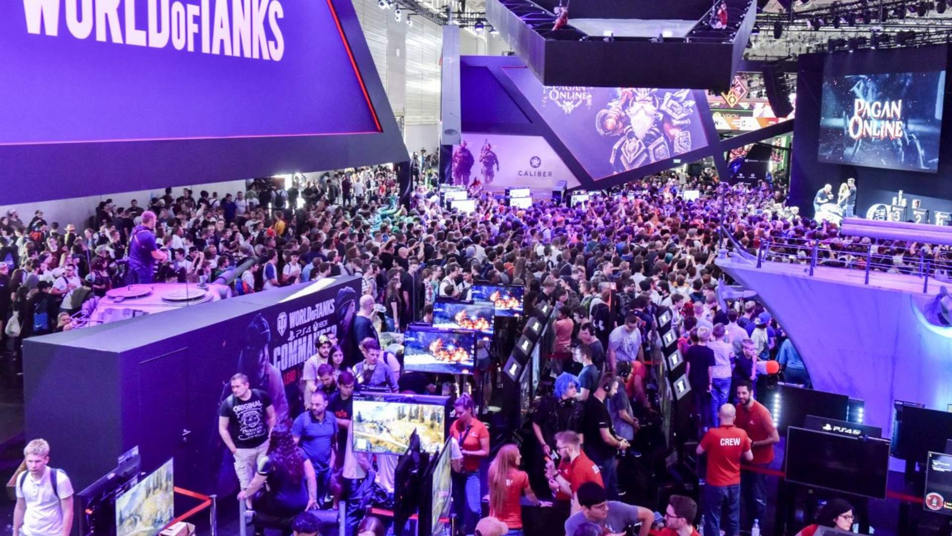 Gamescom 2020 physical event cancelled for digital event