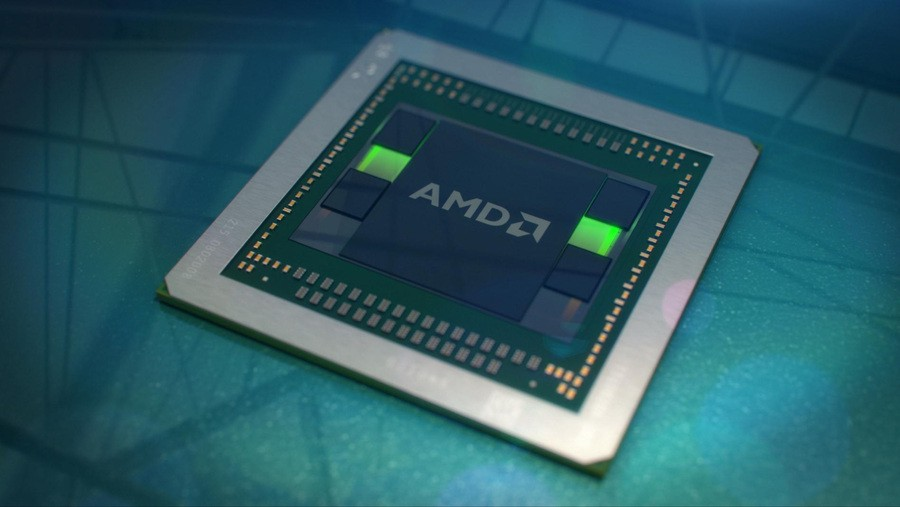 AMD Navi PS4 PlayStation 4 1