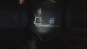 There Might Be A Big Question Mark Hanging Over Silent Hill: Downpour, But At Least It Looks The Part.