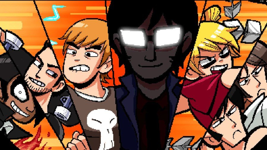 Scott Pilgrim vs The World The Game Complete Edition PS4 PlayStation 4