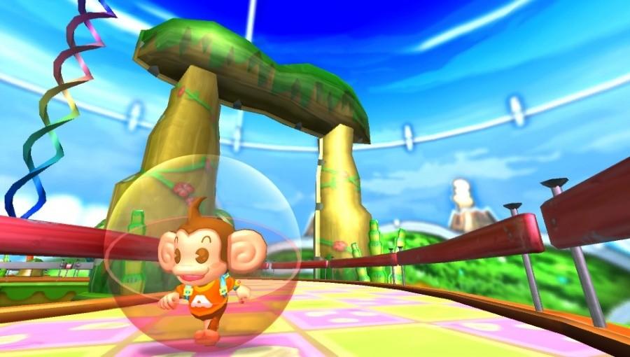 Super Monkey Ball: Banana Splitz PlayStation PS Vita