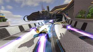 New Patch Adds Competitive Ranking To Wipeout HD.