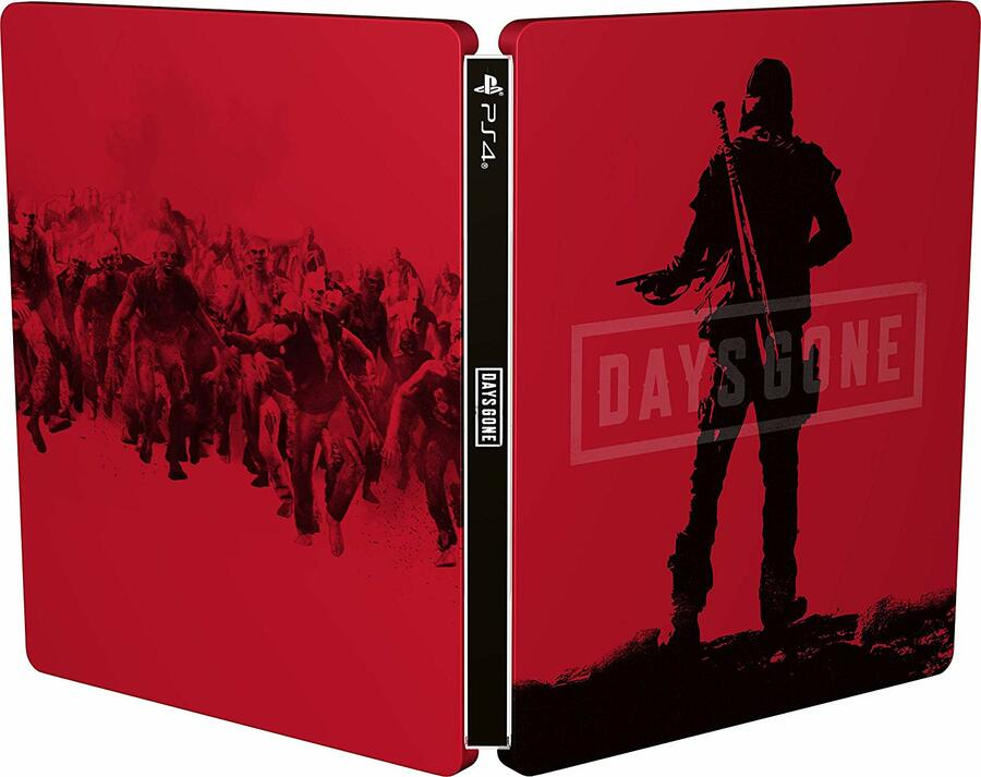 Days Gone PS4 PlayStation 4 Steelbook