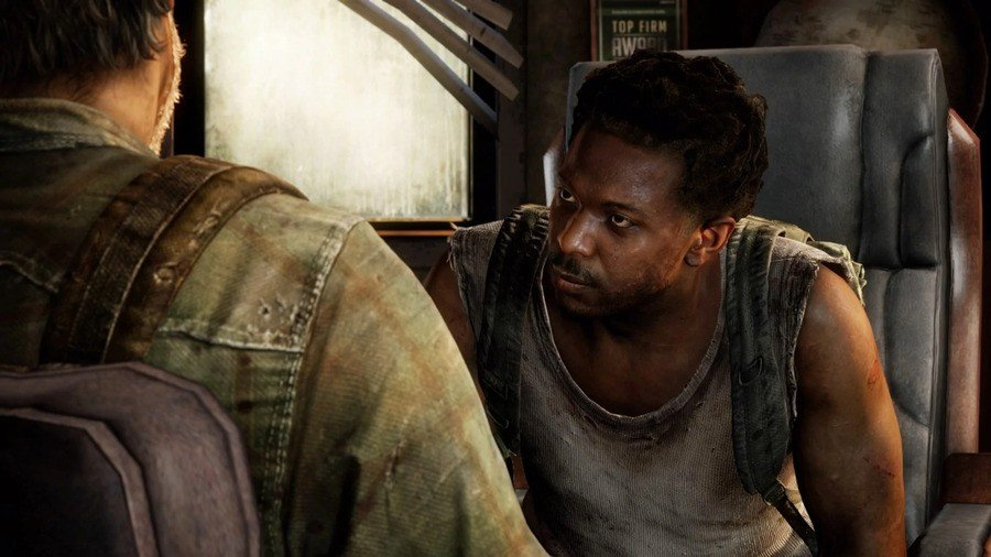 The Last of Us Remastered Henry PS4 PlayStation 4