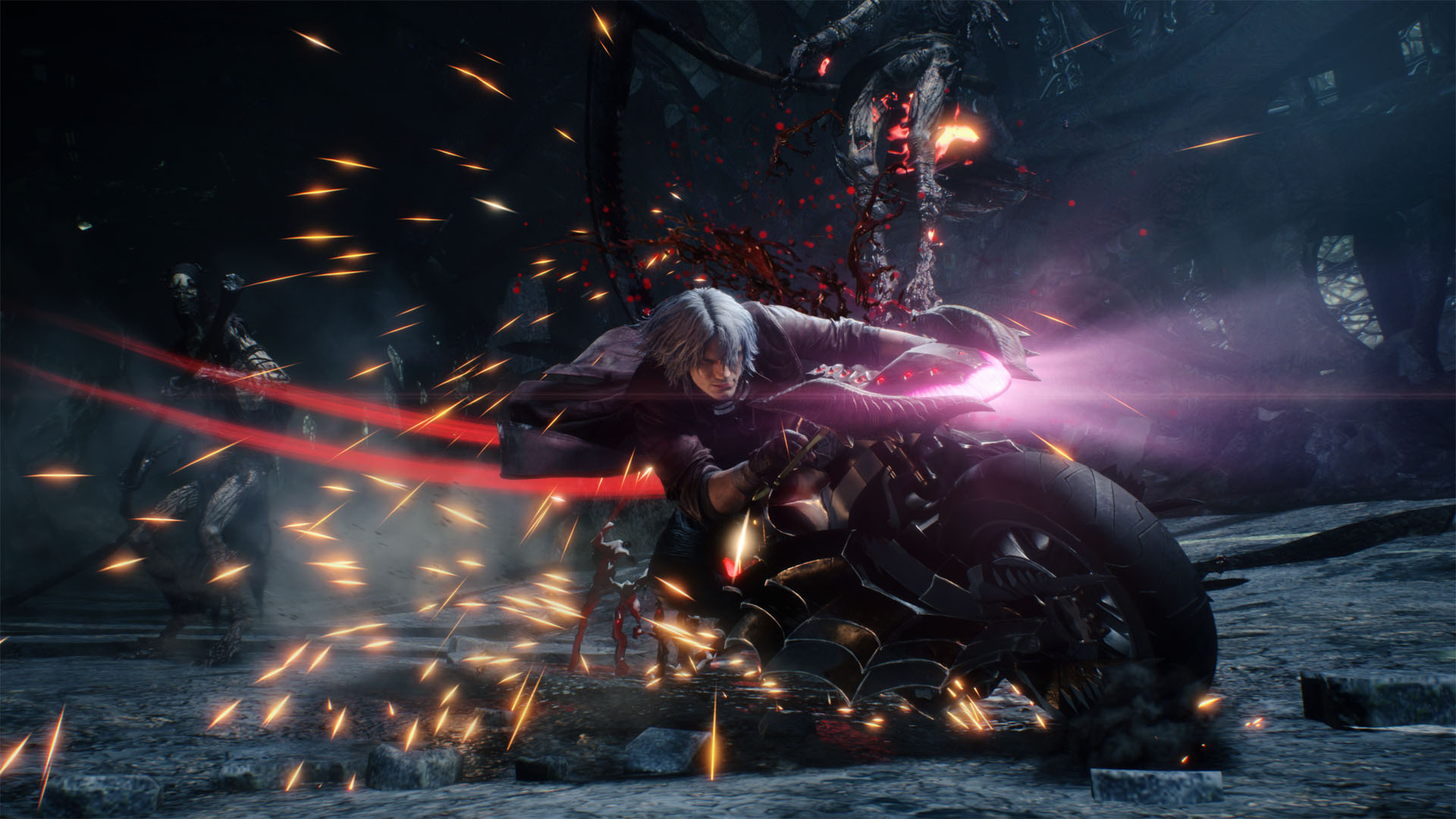 Devil May Cry 5 adds 'Bloody Palace Mode' on April 1