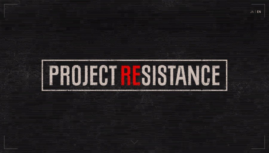 Project Resistance PS4 PlayStation 4