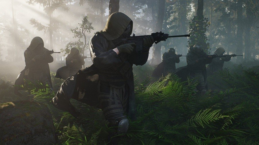 Ghost Recon Breakpoint How To Hold Your Breath When Aiming