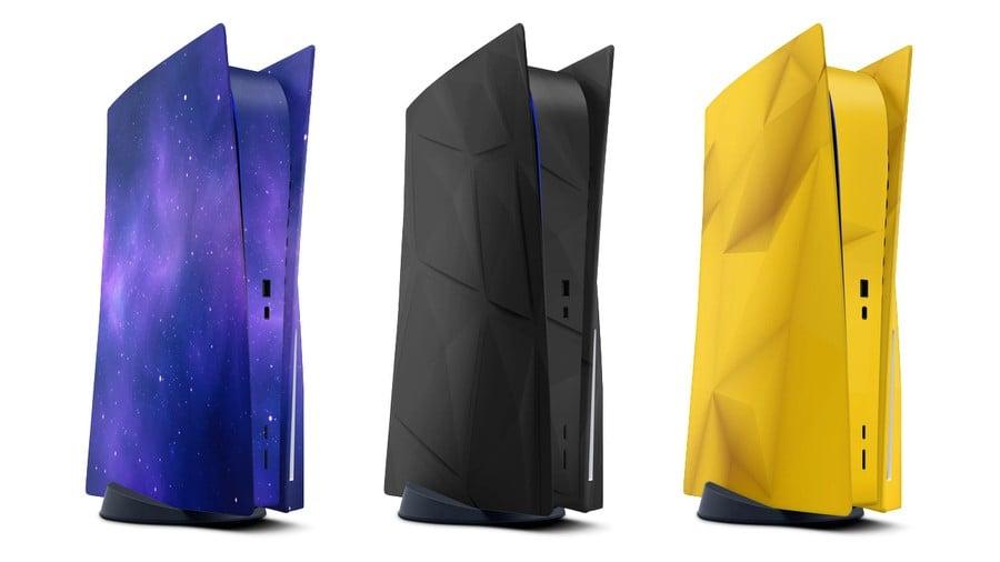 PS5 PlayStation 5 CustomizeMyPlates