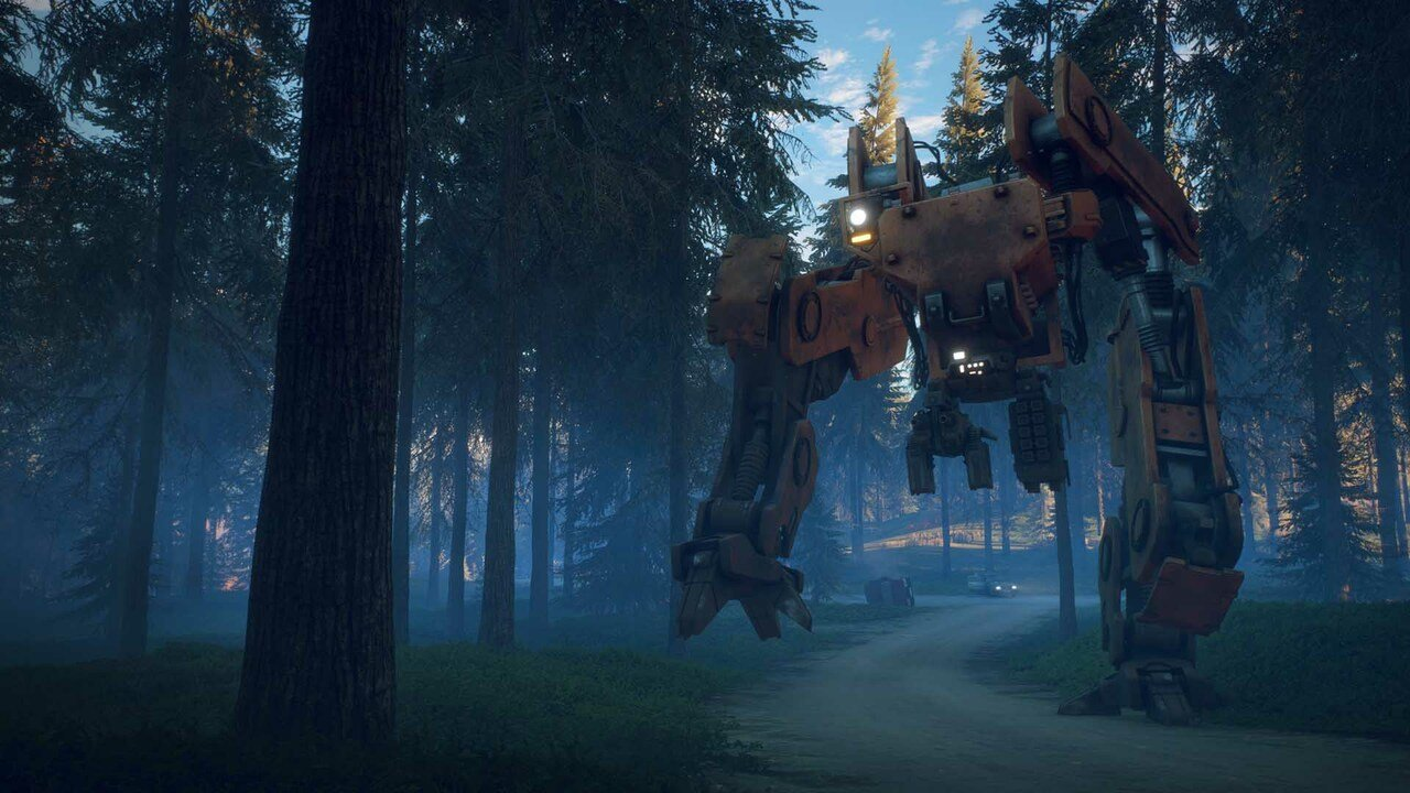 Oh Yeah, Generation Zero Is Out on PS4 Next Week