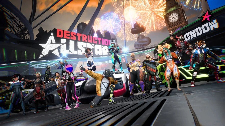 Destruction AllStars PS5 PlayStation 5 Characters Guide 1