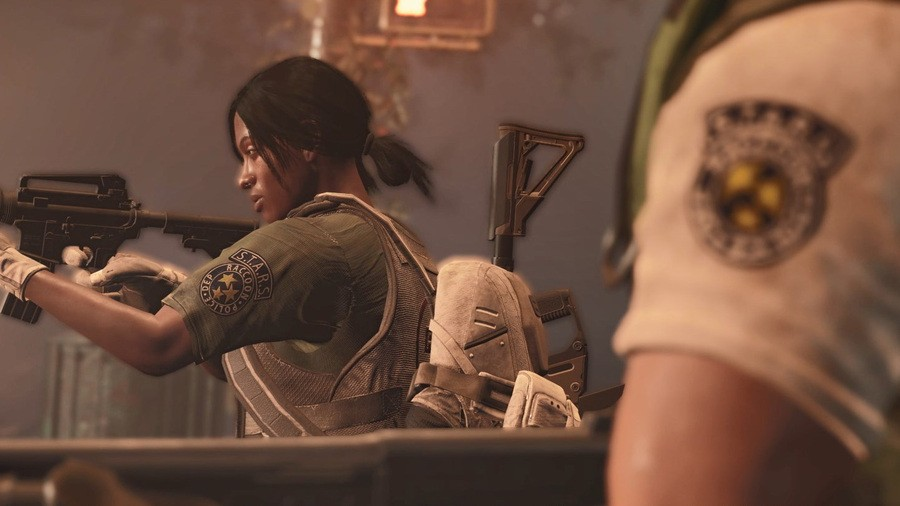 Tom Clancy's The Division 2 Resident Evil