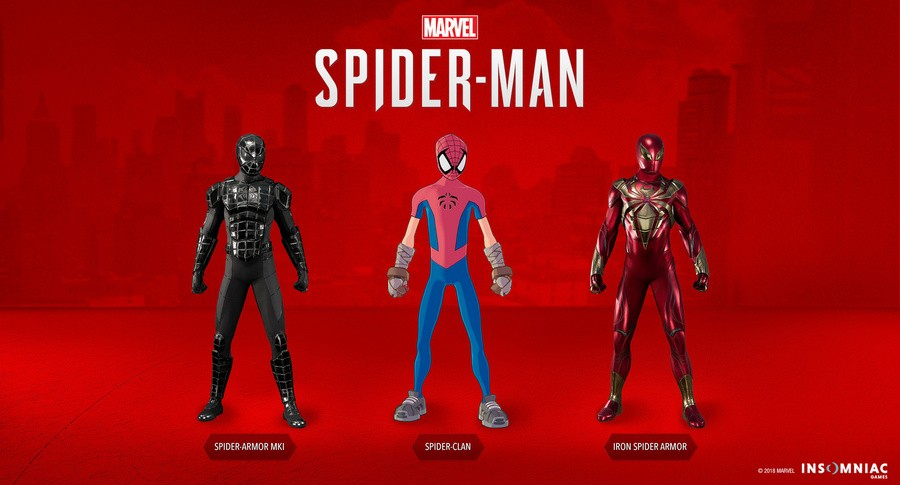 Marvel's Spider-Man PS4 PlayStation 4 1