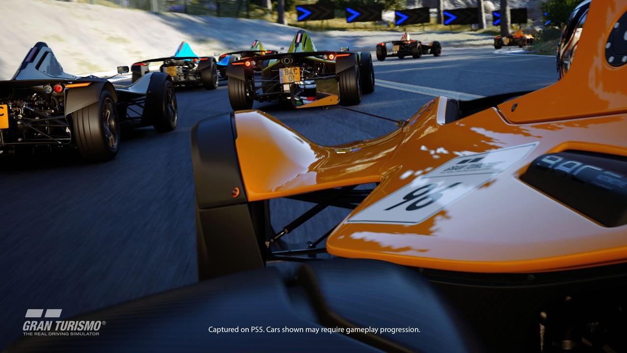 Gran Turismo 7 отложена до 2022 года на PS5 из-за коронавируса