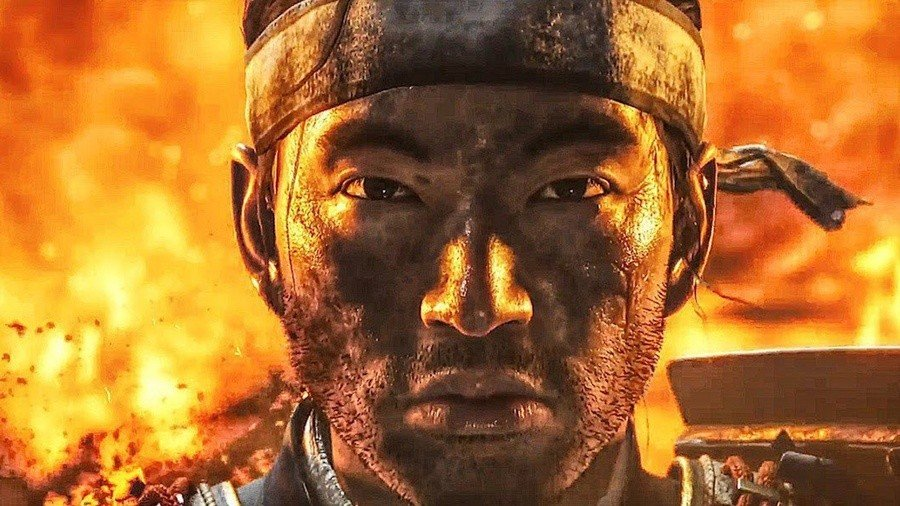 Ghost of Tsushima Difficulty Options Hard Enemy Health