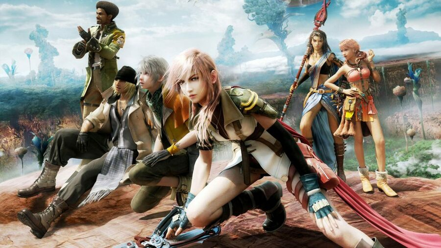 Final Fantasy XIII PS3 Playstation 3 1