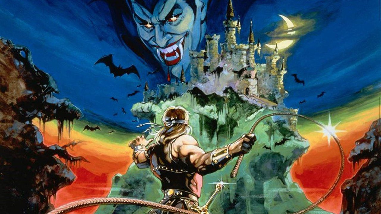 Kid Dracula is coming to America in the Castlevania Anniversary Collection
