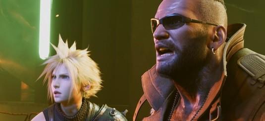 Final Fantasy VII Remake PS4 PlayStation 4 1
